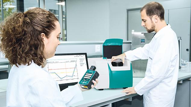 Soluciones de espectroscopia