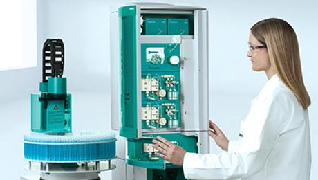 cromatografía iónica